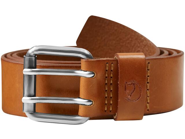Fjällräven Singi Cinturón Dos Clavijas, marrón